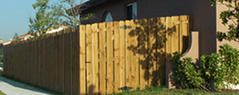 New fence installation company providing all types of fencing.